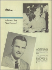 Page 11, 1947 Edition, Hutchinson High School - Allagaroo Yearbook (Hutchinson, KS) online yearbook collection