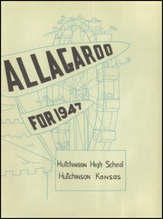 Page 7, 1947 Edition, Hutchinson High School - Allagaroo Yearbook (Hutchinson, KS) online yearbook collection
