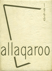 Page 1, 1950 Edition, Hutchinson High School - Allagaroo Yearbook (Hutchinson, KS) online yearbook collection