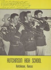Page 11, 1950 Edition, Hutchinson High School - Allagaroo Yearbook (Hutchinson, KS) online yearbook collection