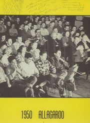 Page 9, 1950 Edition, Hutchinson High School - Allagaroo Yearbook (Hutchinson, KS) online yearbook collection