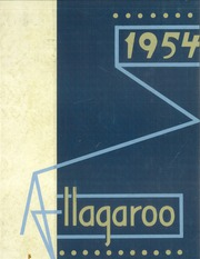 1954 Edition, Hutchinson High School - Allagaroo Yearbook (Hutchinson, KS)