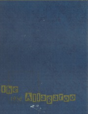 1956 Edition, Hutchinson High School - Allagaroo Yearbook (Hutchinson, KS)