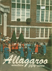 Page 1, 1957 Edition, Hutchinson High School - Allagaroo Yearbook (Hutchinson, KS) online yearbook collection