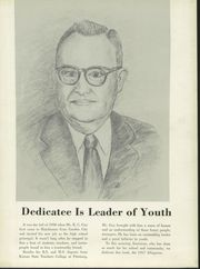 Page 7, 1957 Edition, Hutchinson High School - Allagaroo Yearbook (Hutchinson, KS) online yearbook collection