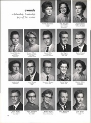 Page 16, 1960 Edition, Hutchinson High School - Allagaroo Yearbook (Hutchinson, KS) online yearbook collection