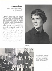 Page 17, 1960 Edition, Hutchinson High School - Allagaroo Yearbook (Hutchinson, KS) online yearbook collection