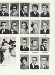 Page 17, 1962 Edition, Hutchinson High School - Allagaroo Yearbook (Hutchinson, KS) online yearbook collection