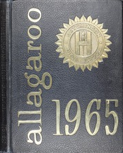 1965 Edition, Hutchinson High School - Allagaroo Yearbook (Hutchinson, KS)
