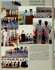Page 12, 1989 Edition, Acadia (AD 42) - Naval Cruise Book online yearbook collection