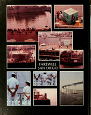 Page 16, 1989 Edition, Acadia (AD 42) - Naval Cruise Book online yearbook collection