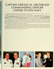 Page 9, 1989 Edition, Acadia (AD 42) - Naval Cruise Book online yearbook collection