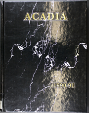 Acadia (AD 42) - Naval Cruise Book online yearbook collection, 1991 Edition, Page 1