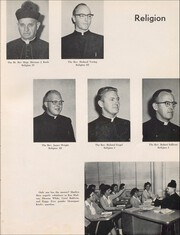 Page 15, 1961 Edition, Bishop Miege High School - Hart Yearbook (Shawnee Mission, KS) online yearbook collection