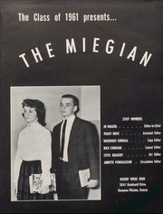 Page 5, 1961 Edition, Bishop Miege High School - Hart Yearbook (Shawnee Mission, KS) online yearbook collection