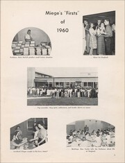Page 7, 1961 Edition, Bishop Miege High School - Hart Yearbook (Shawnee Mission, KS) online yearbook collection