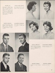 Page 73, 1961 Edition, Bishop Miege High School - Hart Yearbook (Shawnee Mission, KS) online yearbook collection