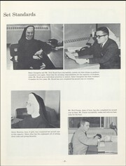 Page 13, 1965 Edition, Bishop Miege High School - Hart Yearbook (Shawnee Mission, KS) online yearbook collection