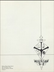 Page 5, 1965 Edition, Bishop Miege High School - Hart Yearbook (Shawnee Mission, KS) online yearbook collection