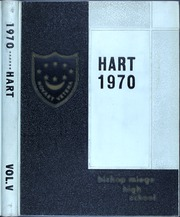 1970 Edition, Bishop Miege High School - Hart Yearbook (Shawnee Mission, KS)