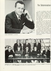 Page 16, 1968 Edition, Shawnee Mission South High School - Heritage Yearbook (Overland Park, KS) online yearbook collection