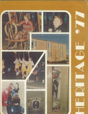 Shawnee Mission South High School - Heritage Yearbook (Overland Park, KS) online yearbook collection, 1977 Edition, Page 1