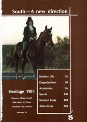 Page 5, 1981 Edition, Shawnee Mission South High School - Heritage Yearbook (Overland Park, KS) online yearbook collection