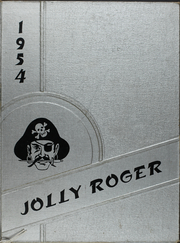 Anthony High School - Jolly Roger Yearbook (Anthony, KS) online yearbook collection, 1954 Edition, Page 1