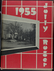 Page 1, 1955 Edition, Anthony High School - Jolly Roger Yearbook (Anthony, KS) online yearbook collection