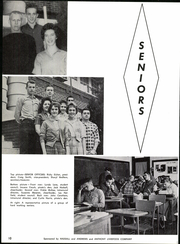 Page 14, 1961 Edition, Anthony High School - Jolly Roger Yearbook (Anthony, KS) online yearbook collection