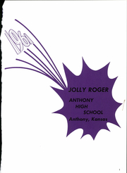 Page 5, 1961 Edition, Anthony High School - Jolly Roger Yearbook (Anthony, KS) online yearbook collection