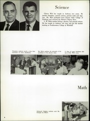 Page 10, 1962 Edition, Anthony High School - Jolly Roger Yearbook (Anthony, KS) online yearbook collection