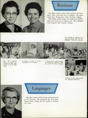 Page 12, 1962 Edition, Anthony High School - Jolly Roger Yearbook (Anthony, KS) online yearbook collection