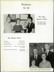 Page 16, 1962 Edition, Anthony High School - Jolly Roger Yearbook (Anthony, KS) online yearbook collection