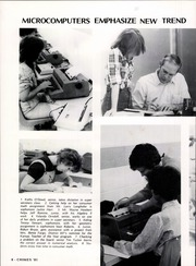 Page 12, 1981 Edition, Washburn Rural High School - Chimes Yearbook (Topeka, KS) online yearbook collection