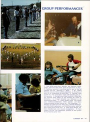 Page 15, 1981 Edition, Washburn Rural High School - Chimes Yearbook (Topeka, KS) online yearbook collection