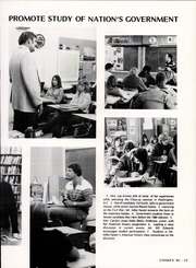 Page 17, 1981 Edition, Washburn Rural High School - Chimes Yearbook (Topeka, KS) online yearbook collection