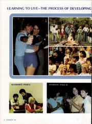 Page 6, 1981 Edition, Washburn Rural High School - Chimes Yearbook (Topeka, KS) online yearbook collection