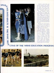 Page 7, 1981 Edition, Washburn Rural High School - Chimes Yearbook (Topeka, KS) online yearbook collection