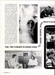 Page 8, 1981 Edition, Washburn Rural High School - Chimes Yearbook (Topeka, KS) online yearbook collection