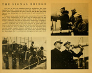 Adirondack (AGC 15) - Naval Cruise Book online yearbook collection, 1952 Edition, Page 14