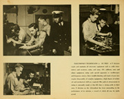 Adirondack (AGC 15) - Naval Cruise Book online yearbook collection, 1952 Edition, Page 20