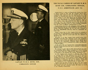 Adirondack (AGC 15) - Naval Cruise Book online yearbook collection, 1952 Edition, Page 8
