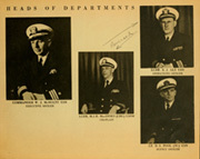 Adirondack (AGC 15) - Naval Cruise Book online yearbook collection, 1952 Edition, Page 9