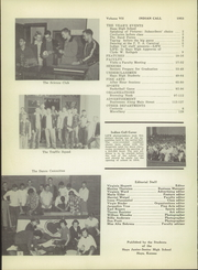 Page 12, 1953 Edition, Hays High School - Indian Call Yearbook (Hays, KS) online yearbook collection