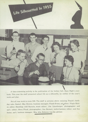 Page 11, 1955 Edition, Hays High School - Indian Call Yearbook (Hays, KS) online yearbook collection