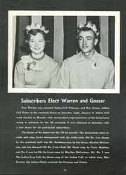Page 16, 1955 Edition, Hays High School - Indian Call Yearbook (Hays, KS) online yearbook collection