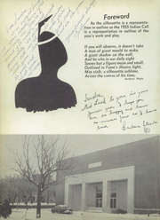 Page 6, 1955 Edition, Hays High School - Indian Call Yearbook (Hays, KS) online yearbook collection