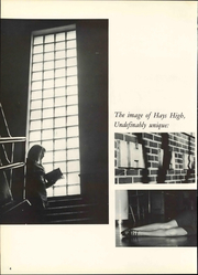 Page 10, 1968 Edition, Hays High School - Indian Call Yearbook (Hays, KS) online yearbook collection