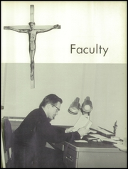 Chaplain Kapaun Memorial High School - Crusader Yearbook (Wichita, KS) online yearbook collection, 1957 Edition, Page 11